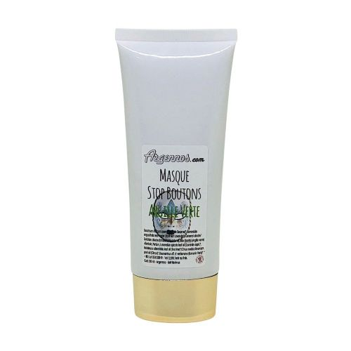 Masque Peau Grasse - Boutons